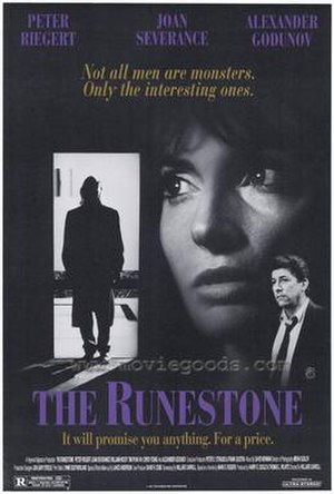 The Runestone - Movie poster