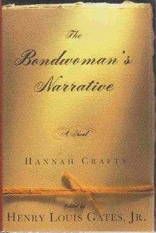 'The Bondwoman's Narrative' author is identified by professor