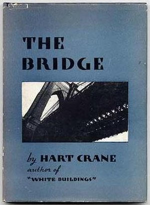 The Bridge (long poem) - First edition (publ. Black Sun Press)