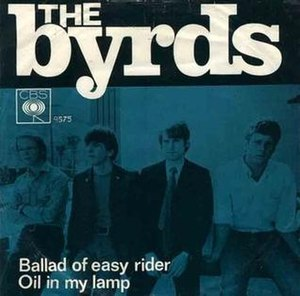 Ballad of Easy Rider - Image: The Byrds Ballad Of Easy Rider