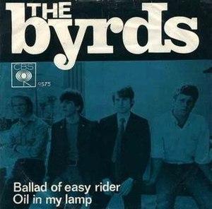 Ballad of Easy Rider - Image: The Byrds Ballad Of Easy Rider