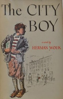 City Boy: The Adventures of Herbie Bookbinder - Wikipedia