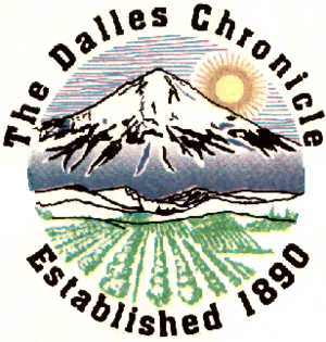 The Dalles Chronicle - Image: The Dalles Chronicle