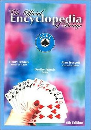 The Official Encyclopedia of Bridge - The 6th Edition cover