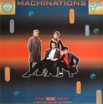 The Big Beat (Machinations album) - Image: The Big Beat by Machinations