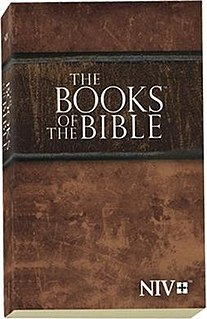 <i>The Books of the Bible</i> Genesis