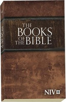 The Books of the Bible - Wikipedia