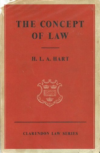 The Concept of Law - First edition