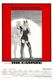 Image result for luchino visconti's the damned 1969