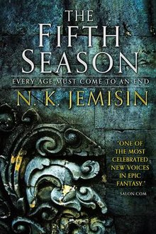 Image result for N. K. Jemisin: The Fifth Season.