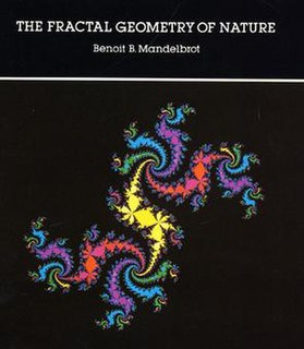 <i>The Fractal Geometry of Nature</i> Book by Benoît Mandelbrot