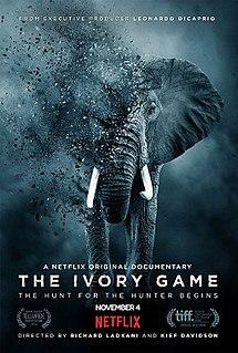 <i>The Ivory Game</i> 2016 film