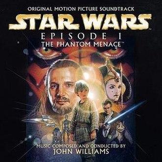 Star Wars: Episode I – The Phantom Menace (soundtrack) - Image: The Phantom Menace ost
