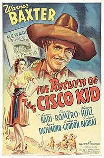 <i>The Return of the Cisco Kid</i>