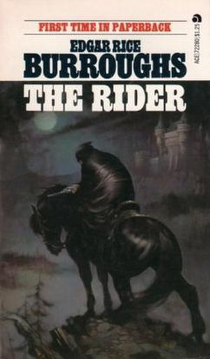 The Rider - First independent book edition of The Rider