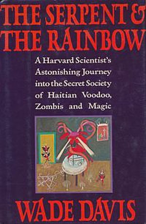 The Serpent and the Rainbow (book) - Cover of the first edition