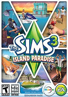 The Sims 3 Island Paradise - Box Cover.jpeg