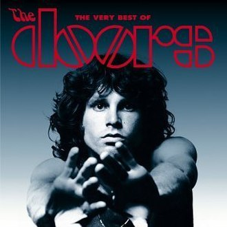 The Very Best of The Doors (2001 album) - Image: The Very Best of The Doors (2001 album) cover art