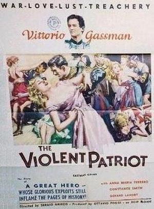 The Violent Patriot - Image: The Violent Patriot