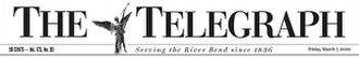 The Telegraph (Alton, Illinois) - Image: Thetelegraphlogo