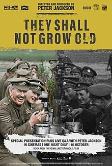 Image result for we shall not grow old
