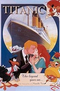 <i>Titanic: The Legend Goes On</i> 2000 Italian animated feature film directed by Camillo Teti