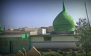 Mosque of Sayyid Ar-Mahmoud