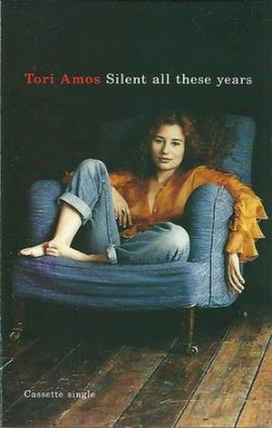Silent All These Years - Image: Tori amos silent all these years cassette