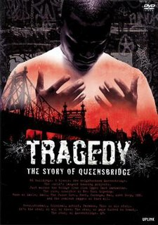<i>Tragedy: The Story of Queensbridge</i> 2005 film directed by Booker Sim