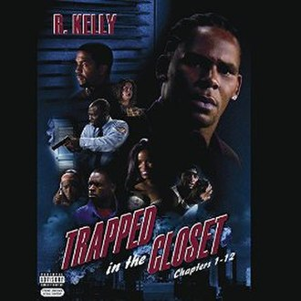 Trapped in the Closet Chapters 1-12 (soundtrack) - Image: Trapped In The Closet soundtrack cover