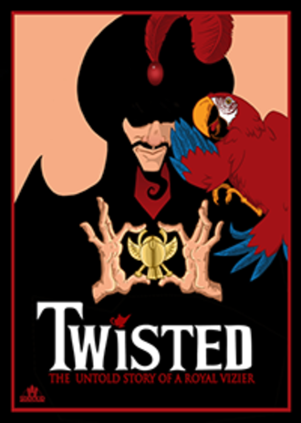 Twisted (musical) - Twisted: The Untold Story of a Royal Vizier poster