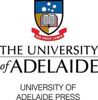 University of Adelaide Press - Image: University of Adelaide Press logo