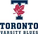 Toronto Varsity Blues women's ice hockey athletic logo