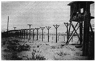 forced labor camp of the Gulag