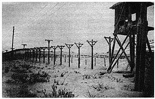 Vorkutlag forced labor camp of the Gulag