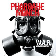 W.A.R. (We Are Renegades) album cover by Pharoahe Monch.jpg