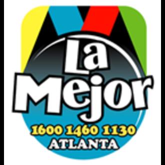 WXEM - Image: WAOS La Mejor Atlanta logo