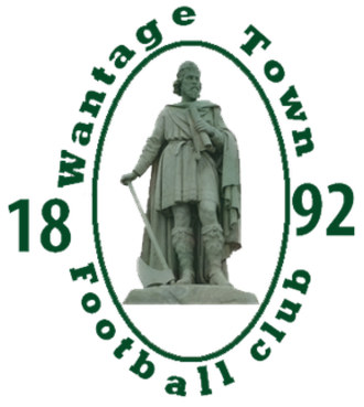 Wantage Town F.C. - Image: Wantage Town FC
