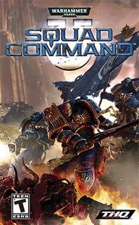 <i>Warhammer 40,000: Squad Command</i> 2007 video game