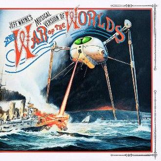 Jeff Wayne's Musical Version of The War of the Worlds - Image: Wayne TWOTW