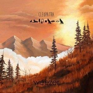 Cleopatra (Weezer song) - Image: Weezer Cleopatra cover