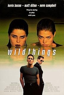 <i>Wild Things</i> (film) 1998 film by John McNaughton