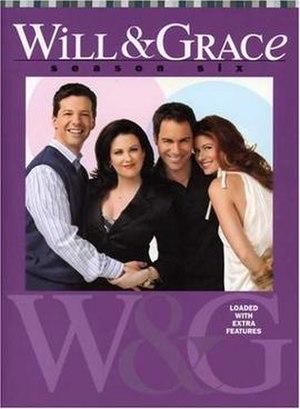 Will & Grace (season 6) - Image: Will & Grace Season 6