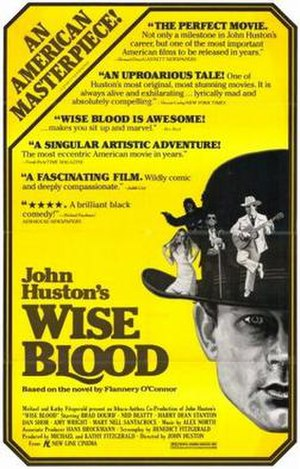 Wise Blood (film) - Original film poster