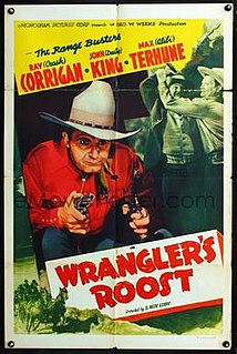 <i>Wranglers Roost</i> 1941 film by S. Roy Luby