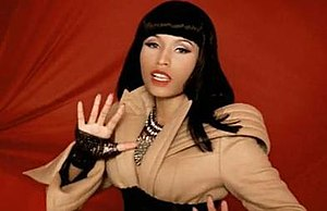Your Love (Nicki Minaj song) - Minaj dressed in Japanese-styled fashions throughout the Your Love video