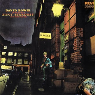 The Rise and Fall of Ziggy Stardust and the Spiders from Mars - Image: Ziggy Stardust