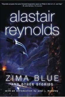 Zima Blue and Other Stories - Wikipedia, the free encyclopedia