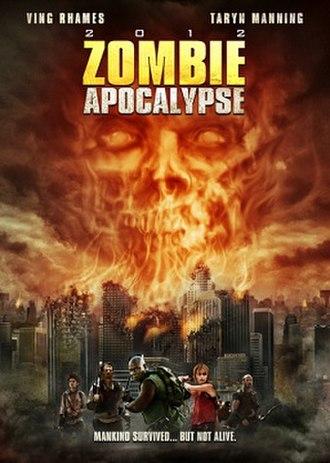 Zombie Apocalypse (film) - DVD cover