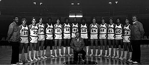 1976–77 Illinois Fighting Illini men's basketball team - Image: 1976–77 Illinois Fighting Illini men's basketball team